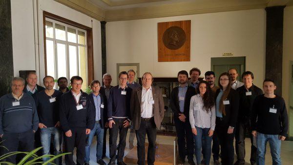Euramet Project Meeting