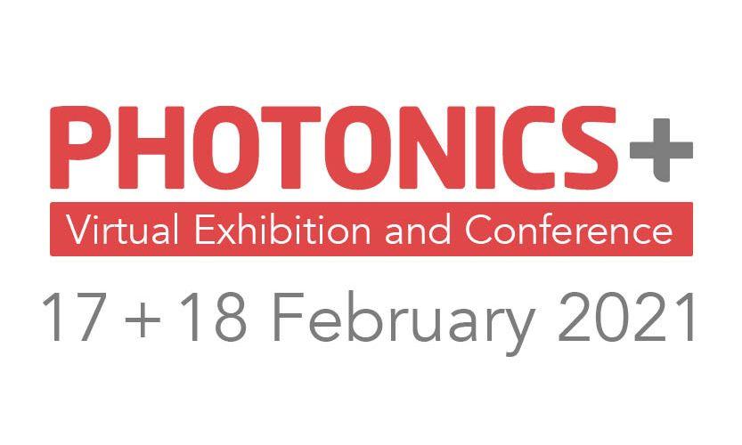 PHOTONICS+ Virtual Exhibition & Conference logo